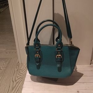 🍀 Green Faux leather bag by Aldo🌸🌺🍀